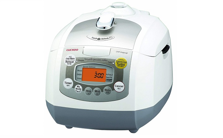 Cuckoo CRP-FA0610F Rice Cooker Review